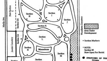 Gethsemeni-Map